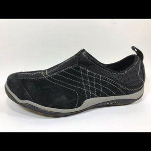 Merrell Lorelei Leather Sneakers Zip 7